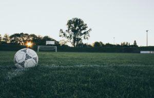 Erstatning for fodboldskader.