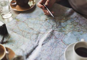 Få rådgivning om erstatning hvis du har været involveret i en trafikulykke i udlandet
