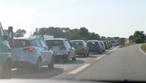 Læs om erstatningsmulighederne hvis du kommer til skade under transport til og fra dit arbejde