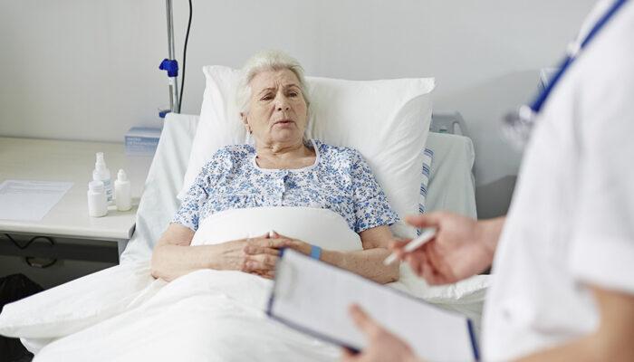 Smitte med COVID-19 kan være en patientskade
